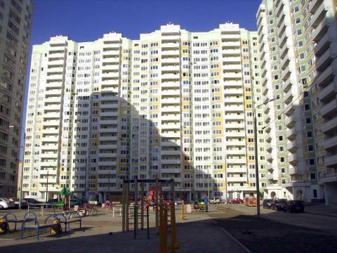 Право собственности на квартиры Ракетостроителей д. 5 к. 1
