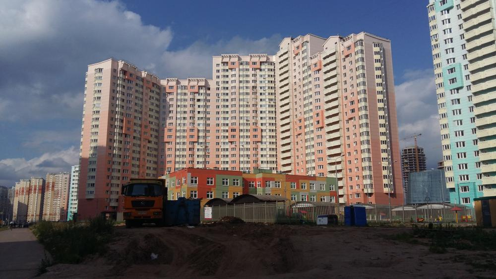 Право собственности Красногорский бульвар д. 18