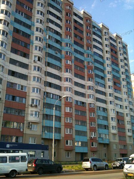 Право собственности Красногорский бульвар д. 11